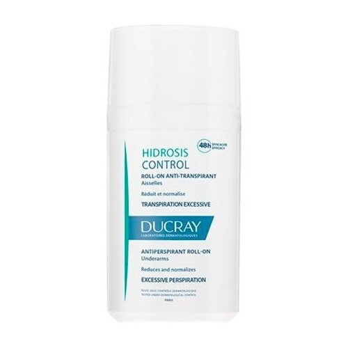 Ducray дезодорант-антиперспирант, ролик, Hidrosis Control, 40 мл недорого