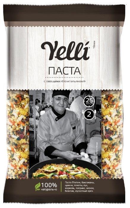 Yelli Паста с овощами по-итальянски 120 г