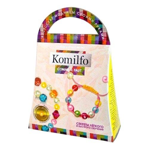Купить Danko Toys Набор для создания украшений Браслет Комильфо (Ka-01-05), Наборы для создания украшений