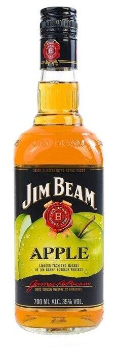 Бурбон Jim Beam Apple, 0.7 л