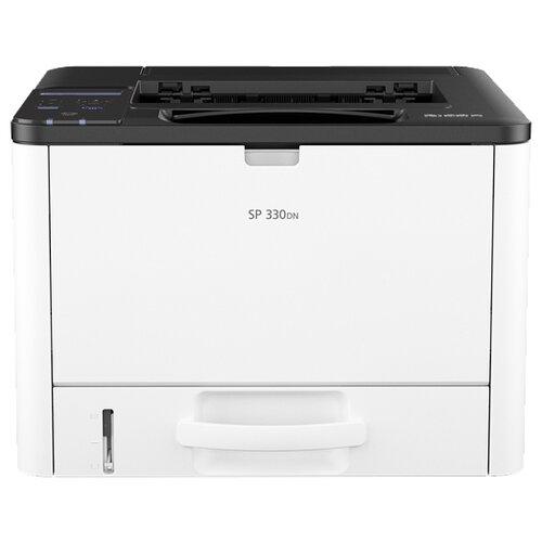 Фото - Принтер Ricoh SP 330DN, белый/черный принтер ricoh sp 6430dn белый