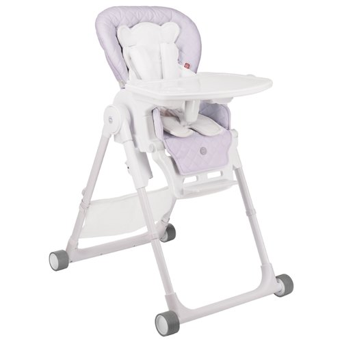 Стульчик-шезлонг Happy Baby William V2 lilac