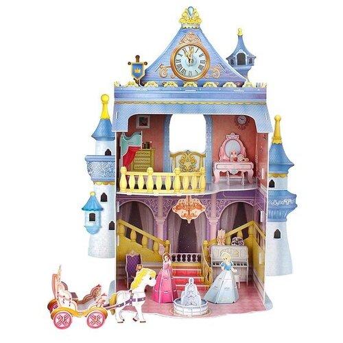 Пазл CubicFun Замок принцессы (P809h), 81 дет.
