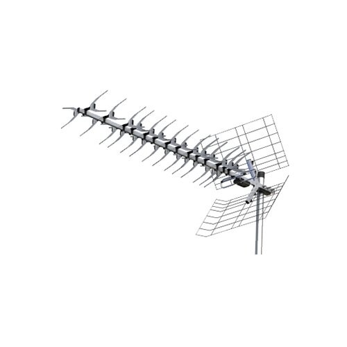 Фото - Уличная DVB-T2 антенна Locus Мeридиан-60AF Turbo антенна locus меридиан 12f l 020 12df