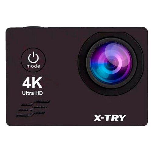 Экшн-камера X-TRY XTC162 черный цена 2017