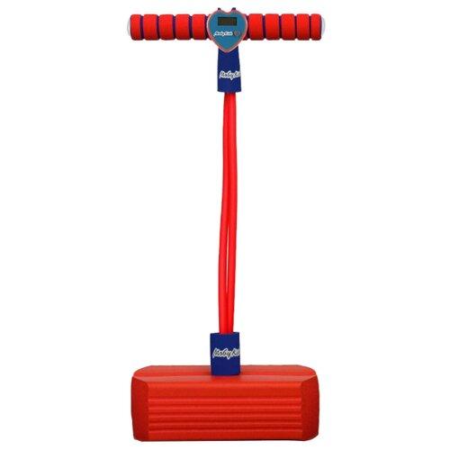 Тренажер для прыжков Moby Kids Moby-Jumper со счетчиком, светом и звуком красный