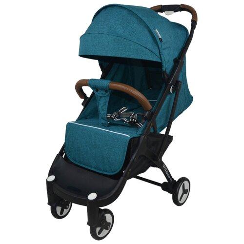Купить Прогулочная коляска Yoya Plus 3 dark green/black frame, цвет шасси: черный, Коляски