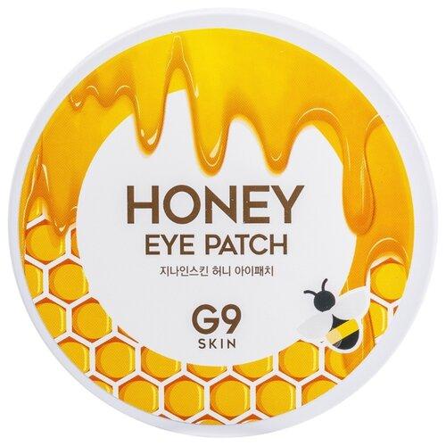 Berrisom Патчи для глаз гидрогелевые, с медом Honey Eye Patch 176 гДля глаз<br>
