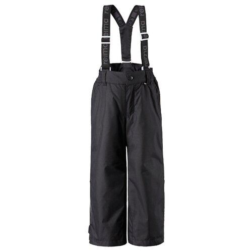 Брюки Reima размер 92, 9990 черныйПолукомбинезоны и брюки<br>
