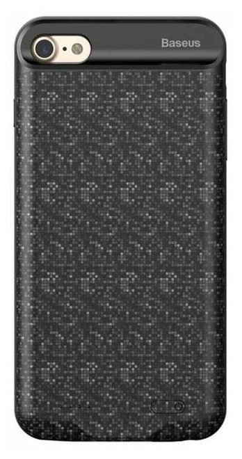 Чехол-аккумулятор Baseus Plaid Backpack Power Bank (ACAPIPH6SP-BJ01) для Apple iPhone 6 Plus/iPhone 6S Plus