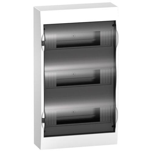 Щит распределительный Schneider Electric навесной, модулей: 36 EZ9E312S2SRU белый/прозрачныйЩиты и шкафы<br>