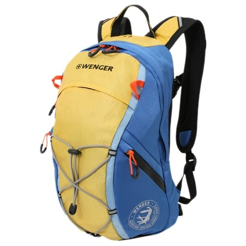 фото Рюкзак wenger 3053347402 14 yellow/blue