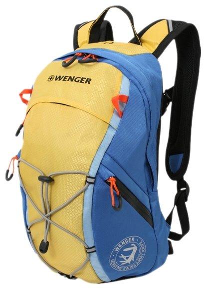 Рюкзак WENGER 3053347402 14 yellow/blue