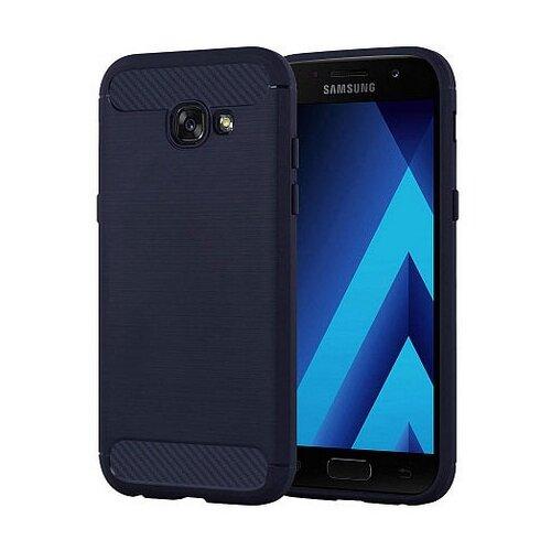 Чехол UVOO Carbon Design для Samsung Galaxy A5 (2017) (U003516SAM) черный