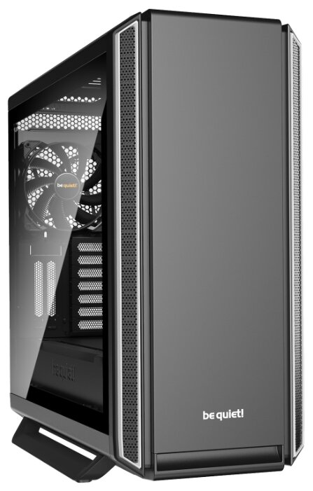 be quiet! Компьютерный корпус be quiet! Silent Base 801 Window Silver