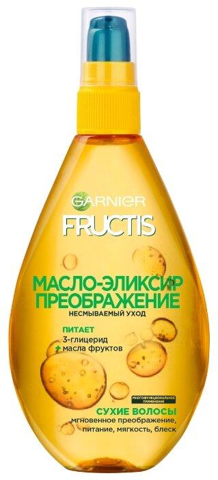 GARNIER Масло для волос Fructis Тройное восстановление