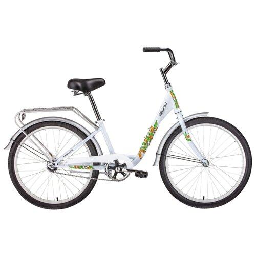 Подростковый городской велосипед FORWARD Grace 24 (2019) белый (требует финальной сборки)Велосипеды<br>