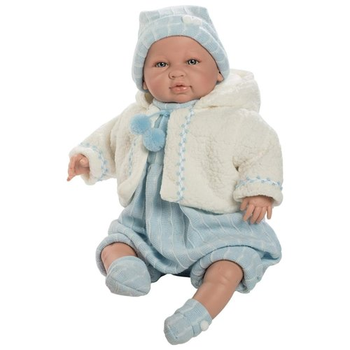 Купить Пупс Munecas Berbesa Saoro, 50 см, 5203, Куклы и пупсы