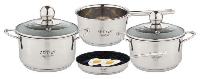 Набор посуды мини ZEIDAN Z-50627, 6 предметов