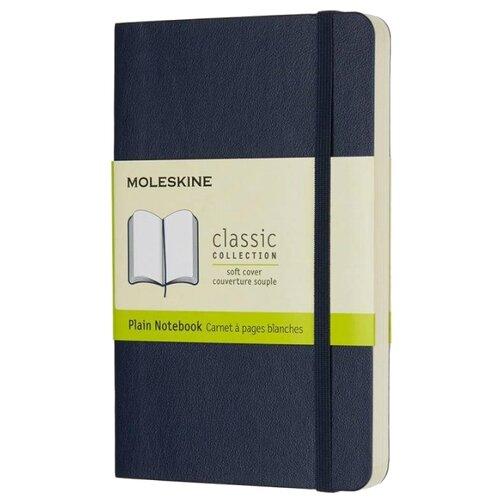 Купить Блокнот Moleskine Classic Soft 90x140, 96 листов 430932(QP613B20), Блокноты