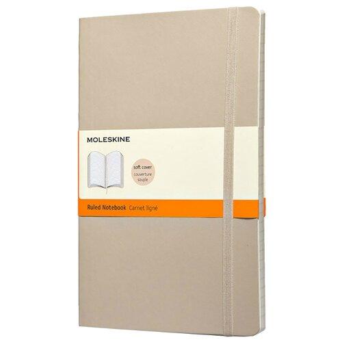 Купить Блокнот Moleskine Classic Soft Pocket 90x140, 96 листов 385259(QP611G4), Блокноты