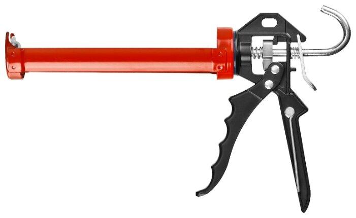 Механический скелетный пистолет ЗУБР Профессионал 06635