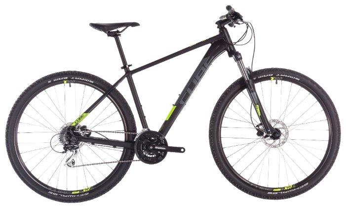 Горный (MTB) велосипед Cube AIM Pro 29 (2019) — купить по выгодной цене на Яндекс.Маркете