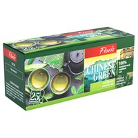Чай зеленый Floris Chinese green в пакетиках, 25 шт.