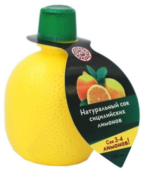 Заправка АП Натуральный сок сицилийских лимонов, 100 мл