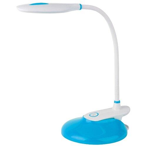 Настольная лампа светодиодная ЭРА NLED-459-9W-BU, 9 Вт эра nled 425 4w or оранжевый