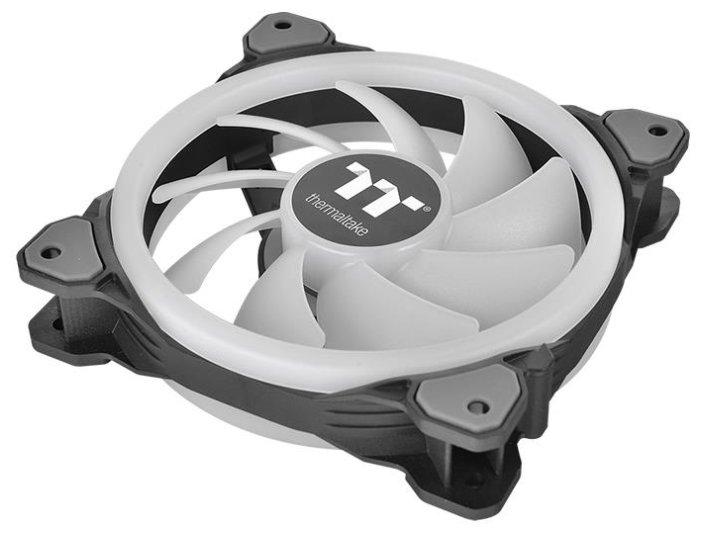 Thermaltake Система охлаждения для корпуса Thermaltake Riing Trio 14 LED RGB Radiator Fan TT Premium Edition