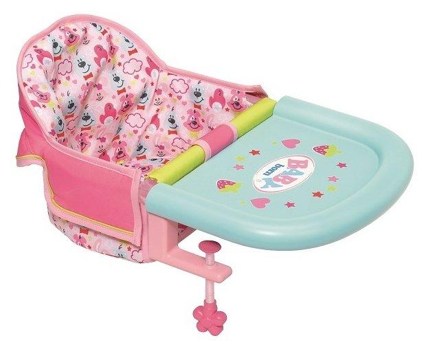 Zapf Creation Подвесной стульчик для кормления Baby Born (825-235)