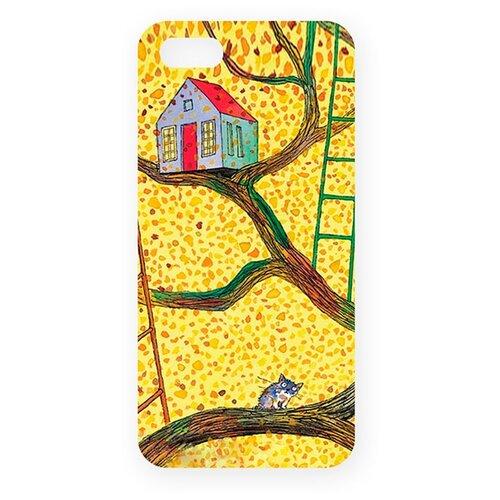 Купить Чехол Mitya Veselkov IP5.МITYA-181 для Apple iPhone 5/iPhone 5S/iPhone SE желтый