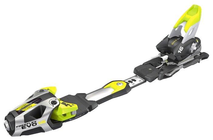 Крепления горнолыжные Head Freeflex Evo 16 85 [A] black/white/flash yellow