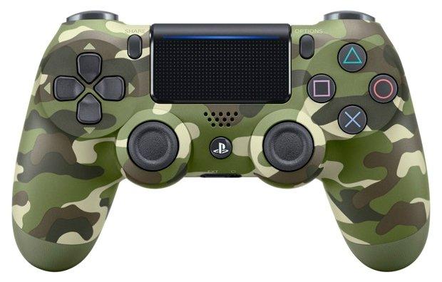Sony Геймпад Sony Dualshock 4 Camouflage