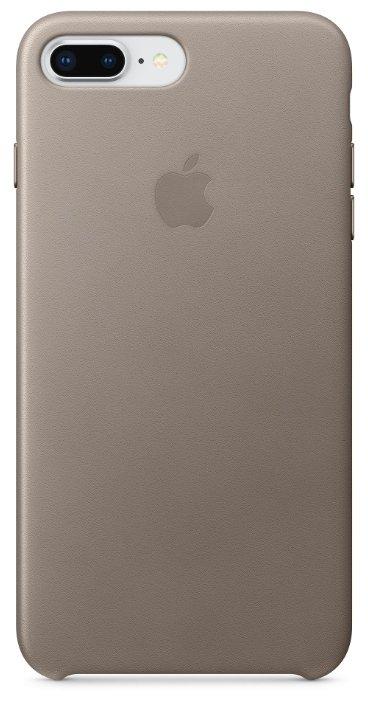 Чехол Apple кожаный для iPhone 8 Plus / 7 Plus