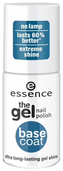 Базовое покрытие Essence The Gel Nail Polish Base Coat 8 мл