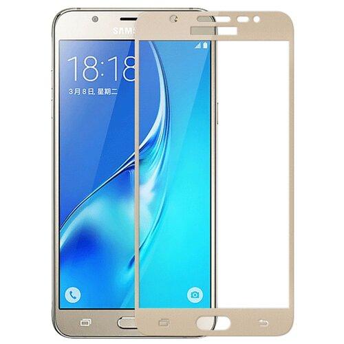 Купить Защитное стекло UVOO Full Screen для Samsung Galaxy J5 Prime золотистый