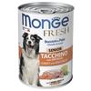 Корм для пожилых собак Monge Fresh индейка с овощами 400г