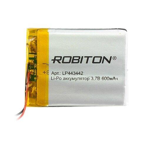 Фото - Аккумулятор ROBITON LP443442 аккумулятор robiton lp501335