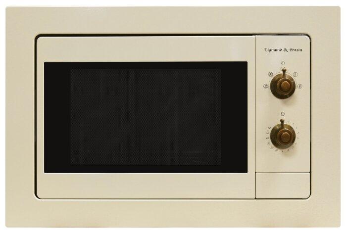 Купить Микроволновая печь встраиваемая Zigmund & Shtain BMO 18.172 X по низкой цене с доставкой из Яндекс.Маркета (бывший Беру)