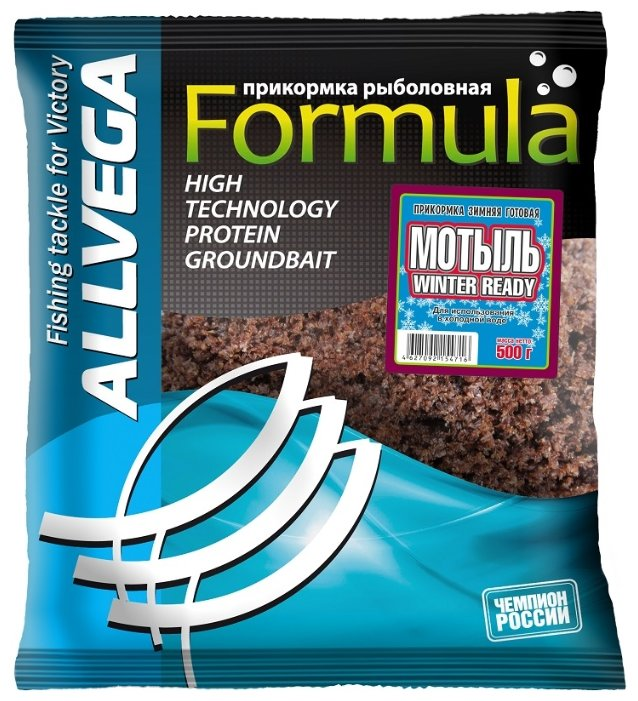 ALLVEGA Formula Winter Ready Мотыль