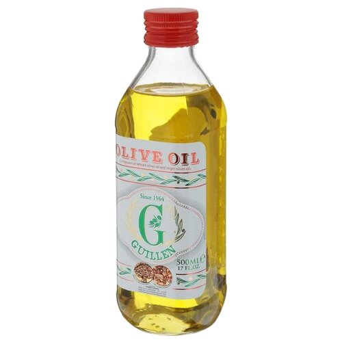 Guillen Масло оливковое 100% 0.5 лМасло растительное<br>