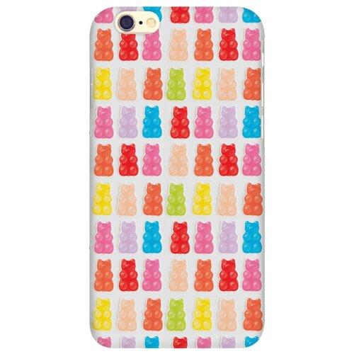 Чехол Mitya Veselkov IP6.МITYA-285 для Apple iPhone 6/iPhone 6S вкусные мишкиЧехлы<br>