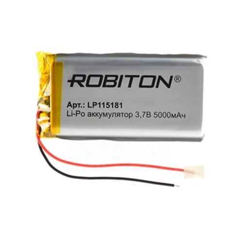 Фото - Аккумулятор ROBITON LP115181 аккумулятор robiton lp501335