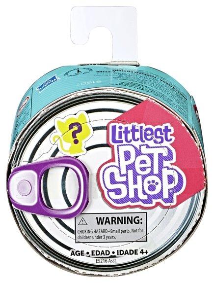 Littlest Pet Shop. Набор игровой Пет в консервной баночке