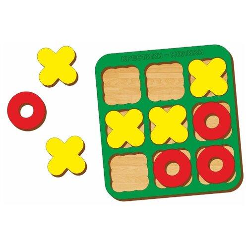Настольная игра Woodland Крестики-нолики 1 настольная игра woodland мемори