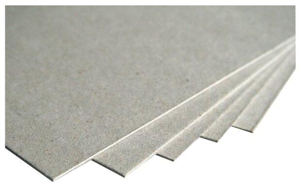 Картон переплётный, Картон переплётный Luxline, толщина 2 мм, размер листа 70х100 см, плотность 1230 г/м2, Luxline