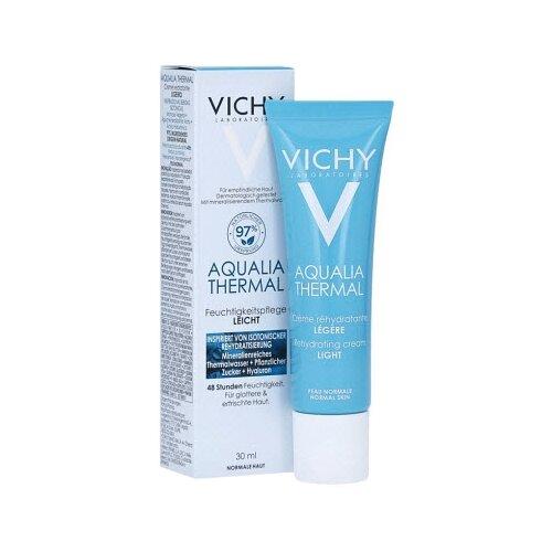 Vichy Aqualia Thermal крем увлажняющий легкий для нормальной кожи лица, 30 мл