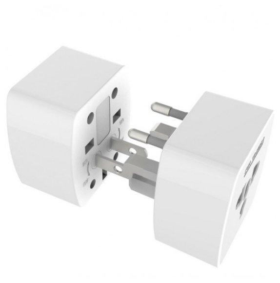Переходник EMY Universal Plug 6a max Z4